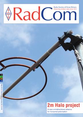 Current radcom front cover